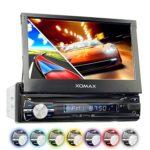 XOMAX XM-VRSUN741BT Autoradio