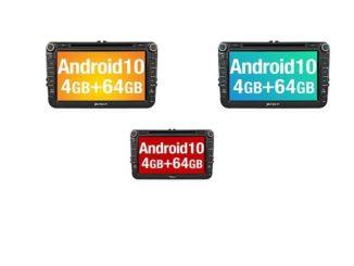 Pumpkin Android 10 Autoradios