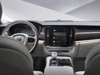 Google Infotainment-System in weiteren Volvo Modellreihen